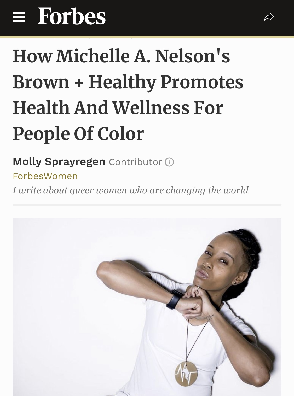Forbes Magazine -