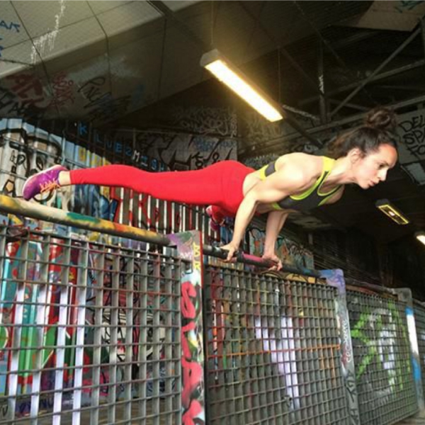 WOMEN'S HEALTH - Decoding calisthenics moves and lingo for WH Online.READ MORE >>