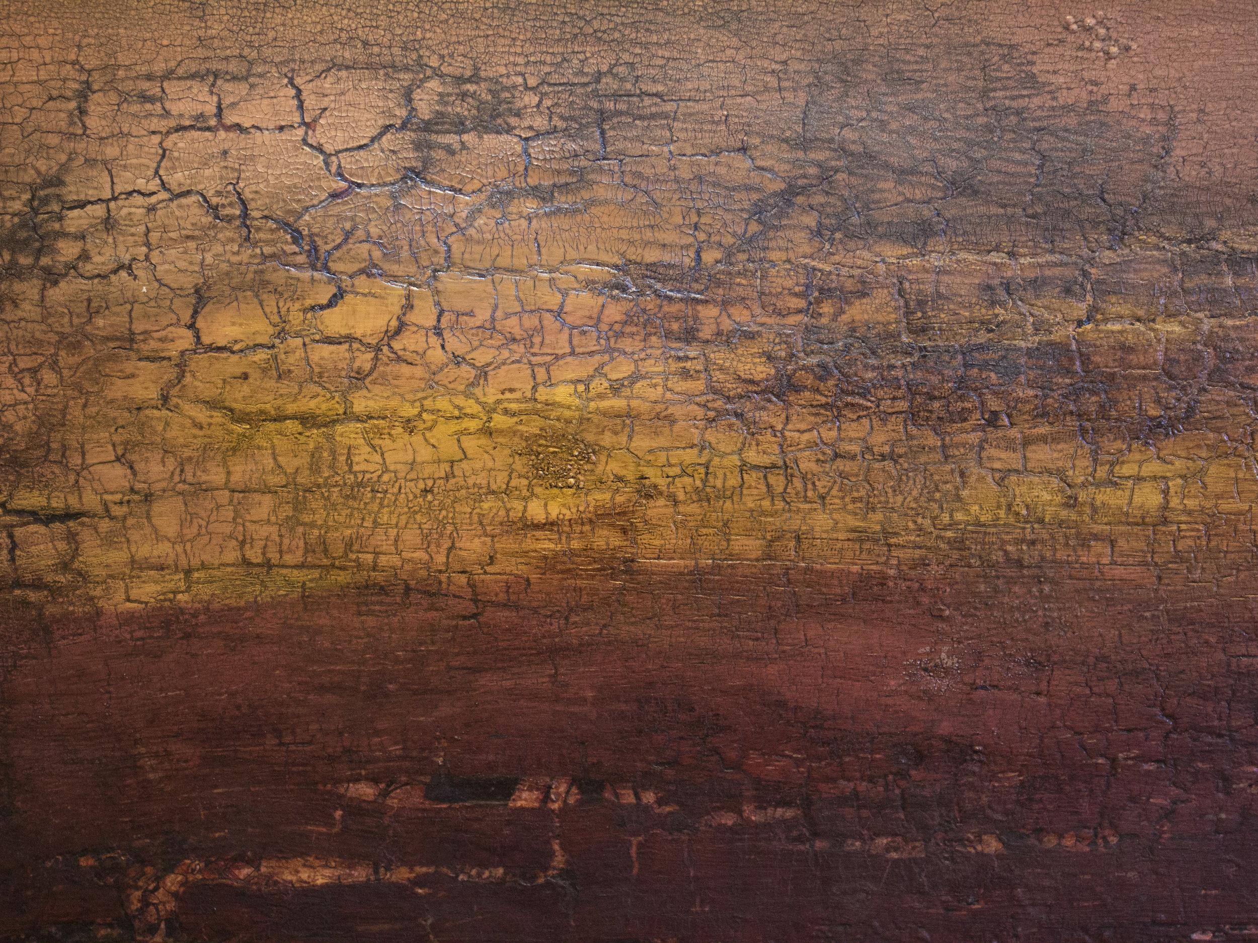Landscape Beneath my Skin (detail)