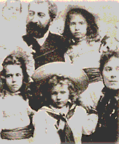 Count Telefener and his family