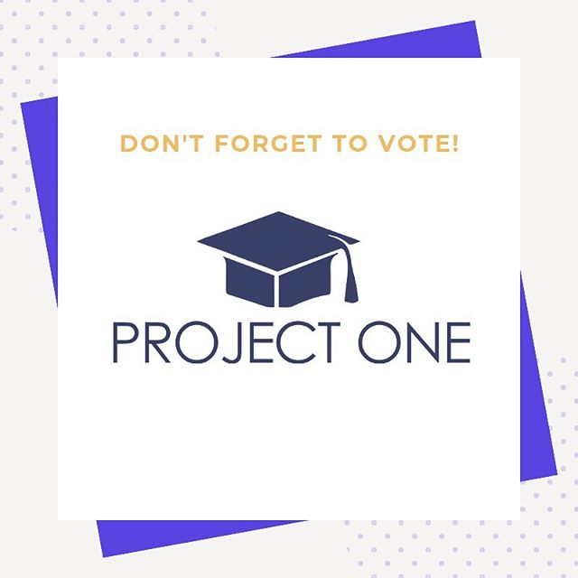 There's still time to help Project One receive a $1000 Truliant Community Grant. Vote NOW!! https://a.pgtb.me/N11Rd4