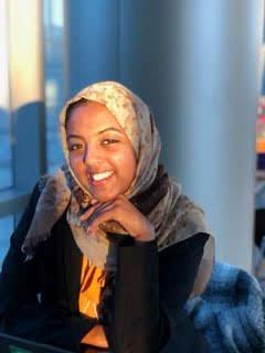 Amal Salih - High School: North Mecklenburg High SchoolCollege: UNC CharlotteIntended Major: Nursing