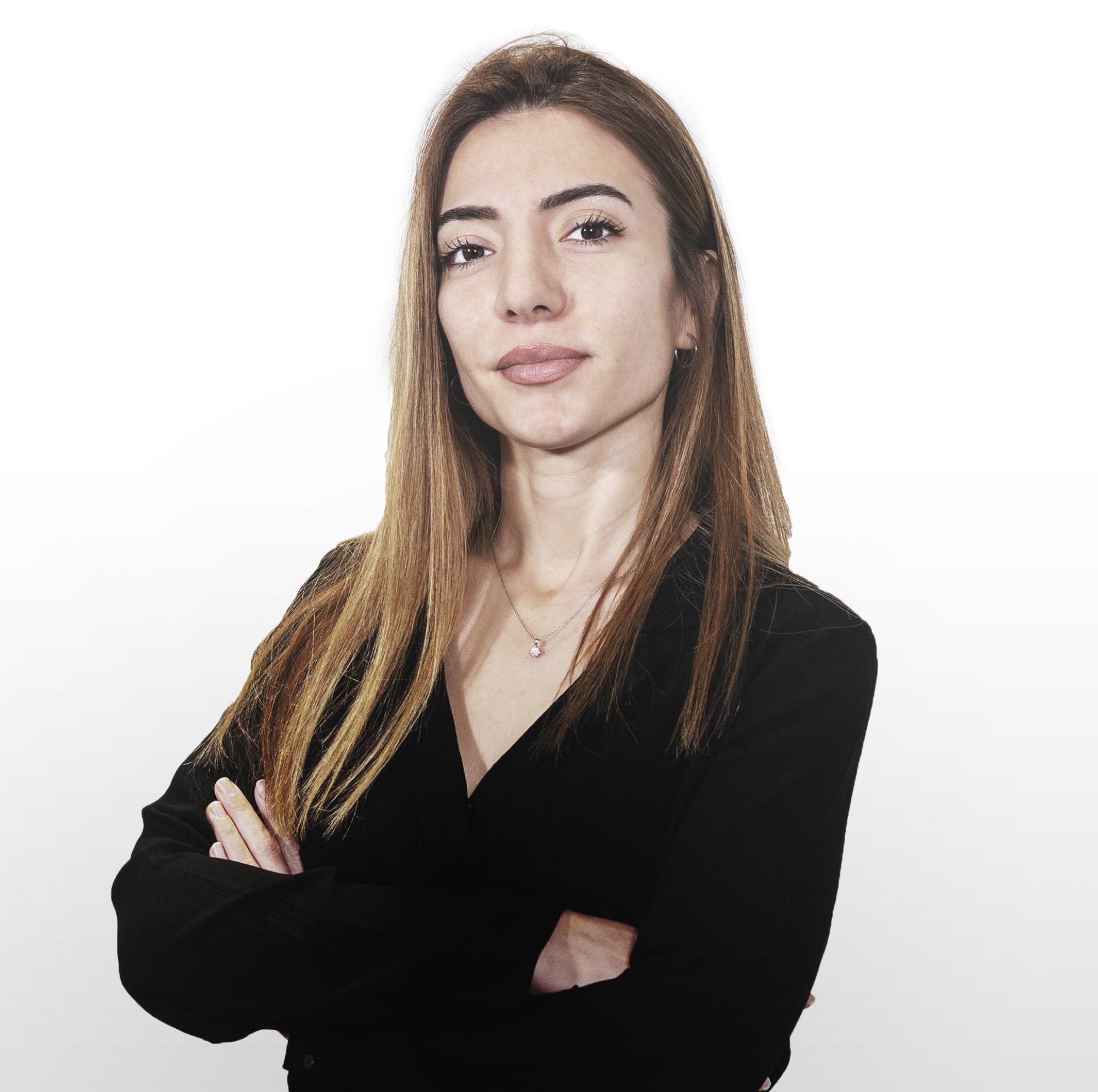 Gonca Öztepe - Harita Mühendisi | İnşaat Mühendisi