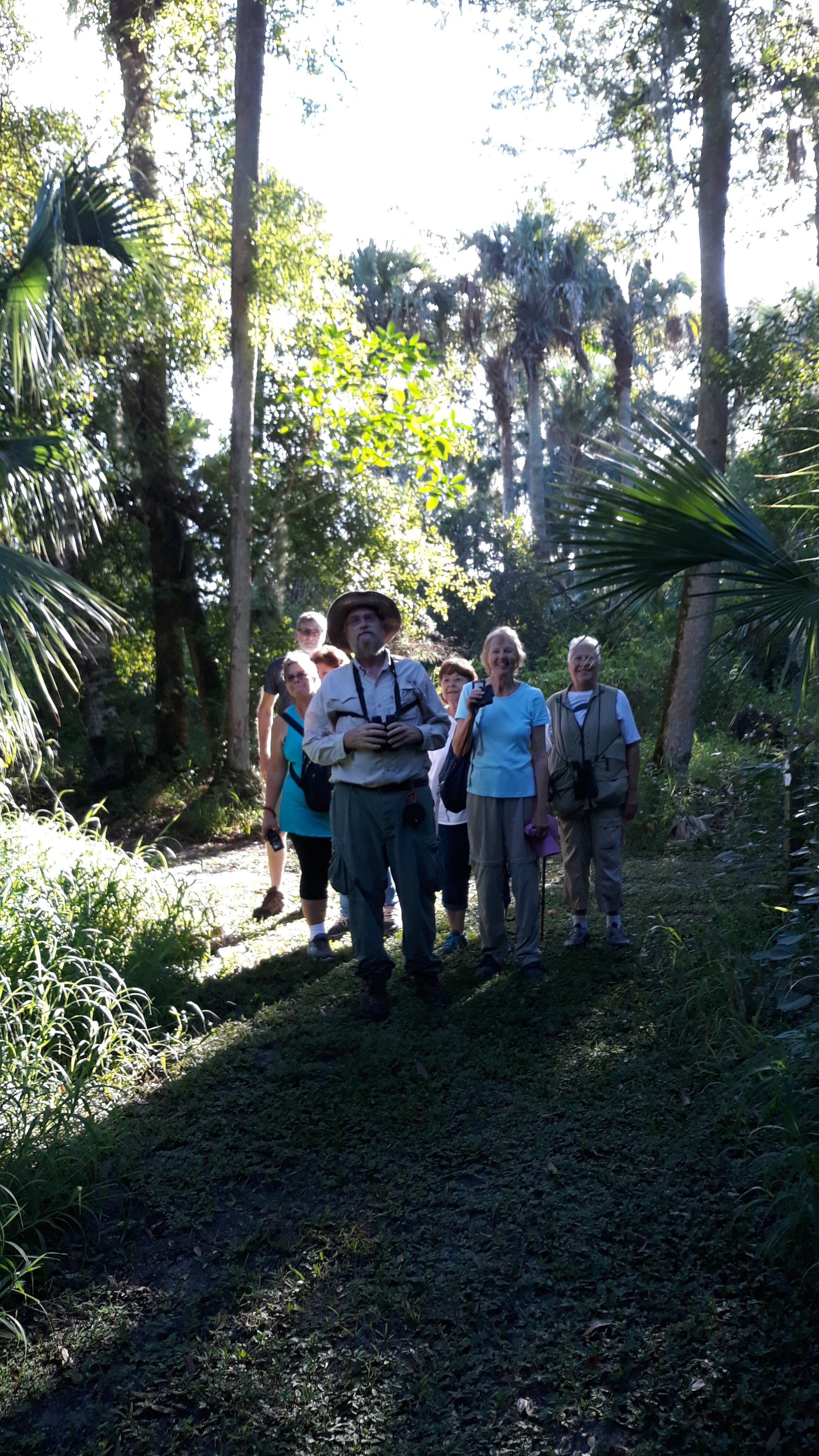 On the trail ( Adella Blacka )