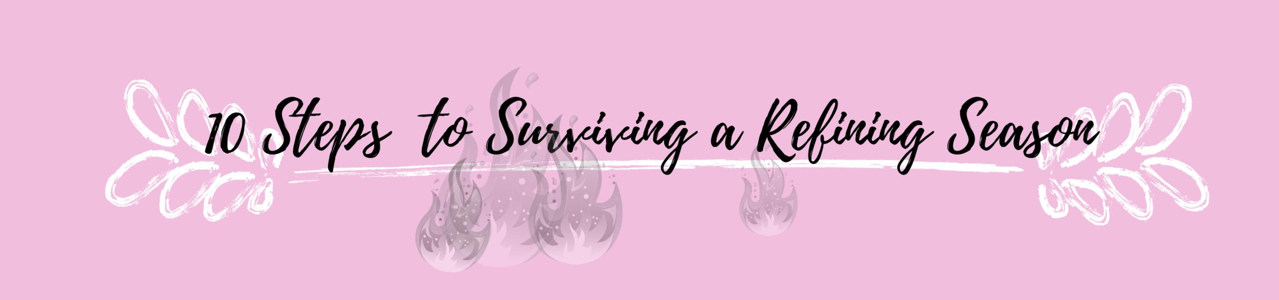 10 Steps to Surviving a Refining Season