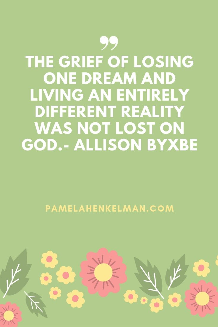 allison byxbe quote