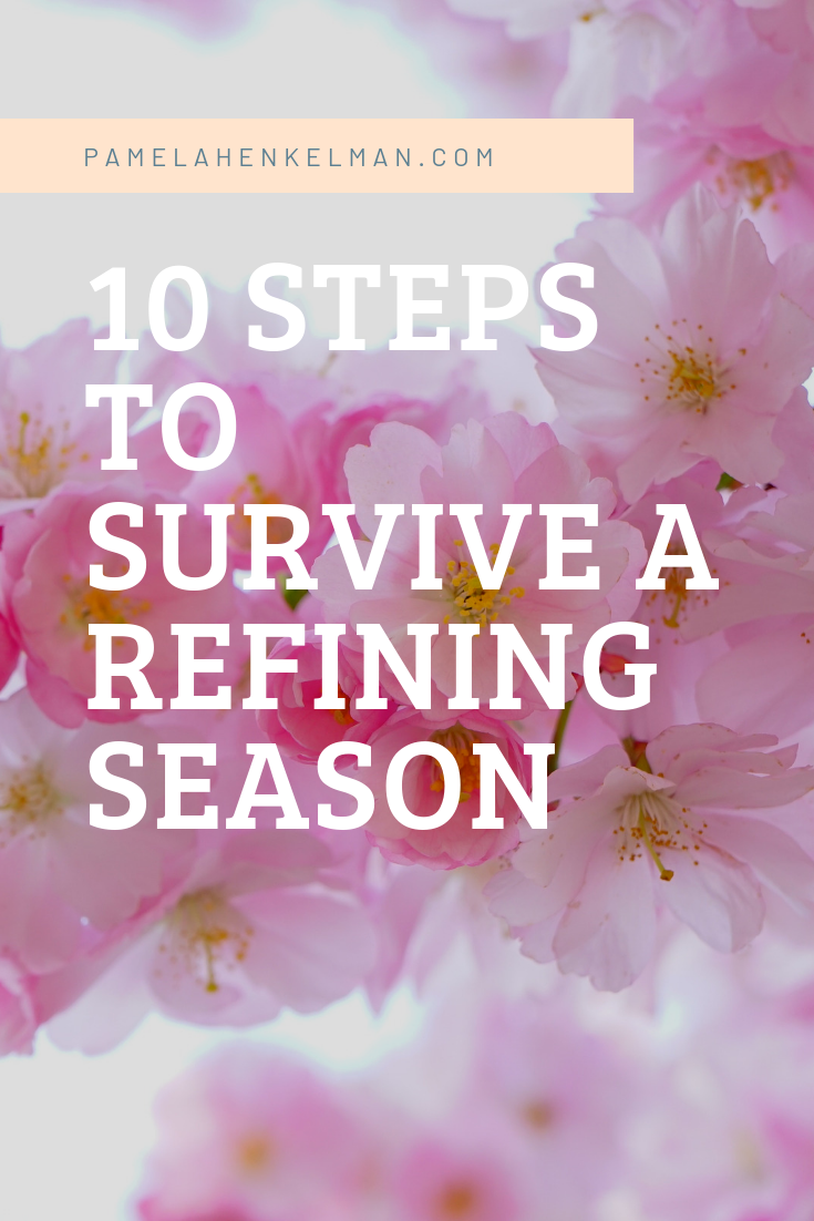 10 steps to survive a refining season