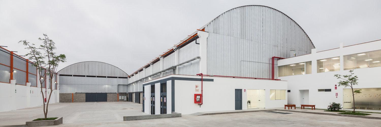 Industrial Spaces -