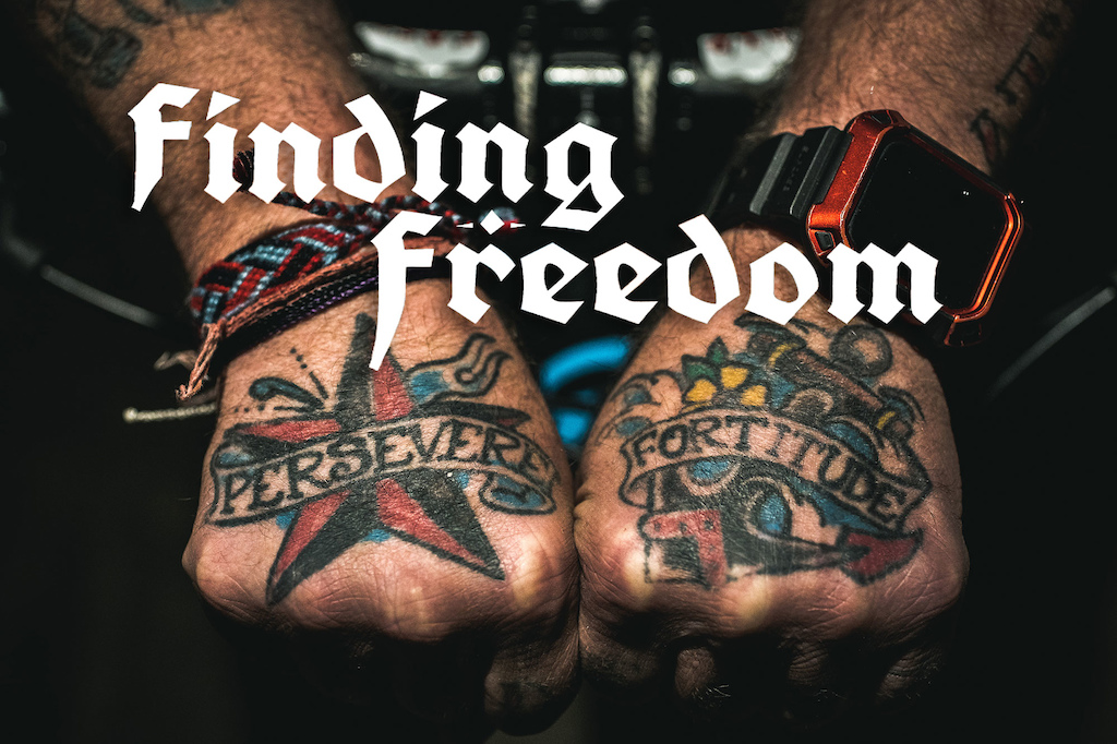 Read more to find out how Jim is  Finding Freedom