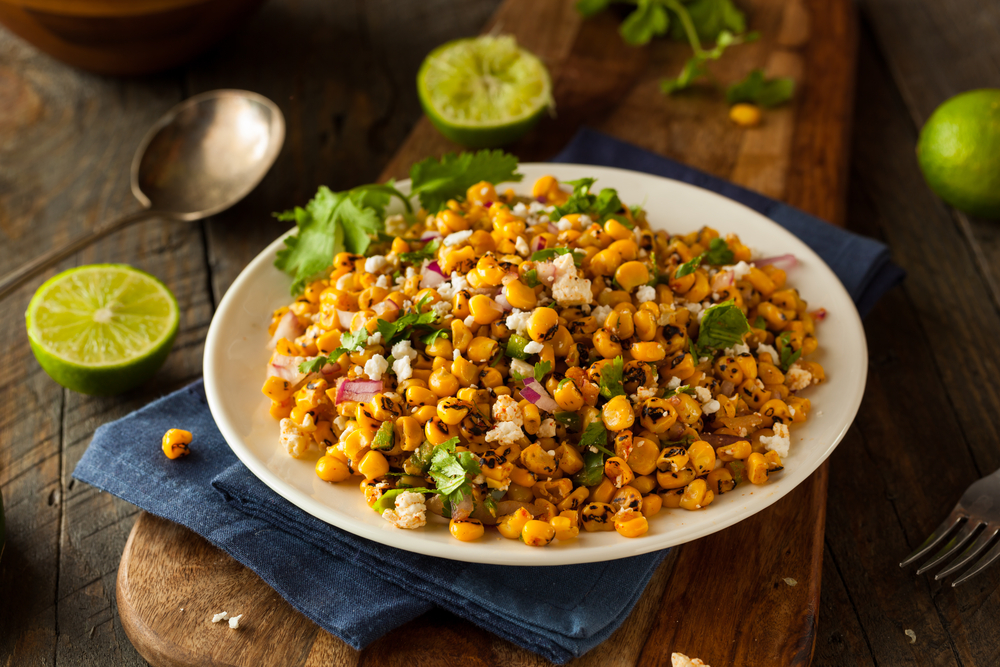 Mexican Corn Salsa