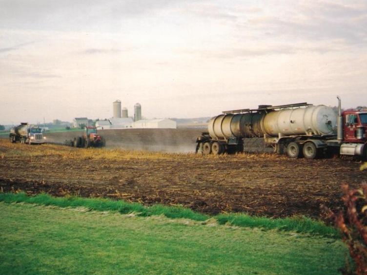 Soil and Crop Damaging
