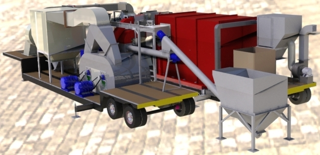 Mobile Rig -