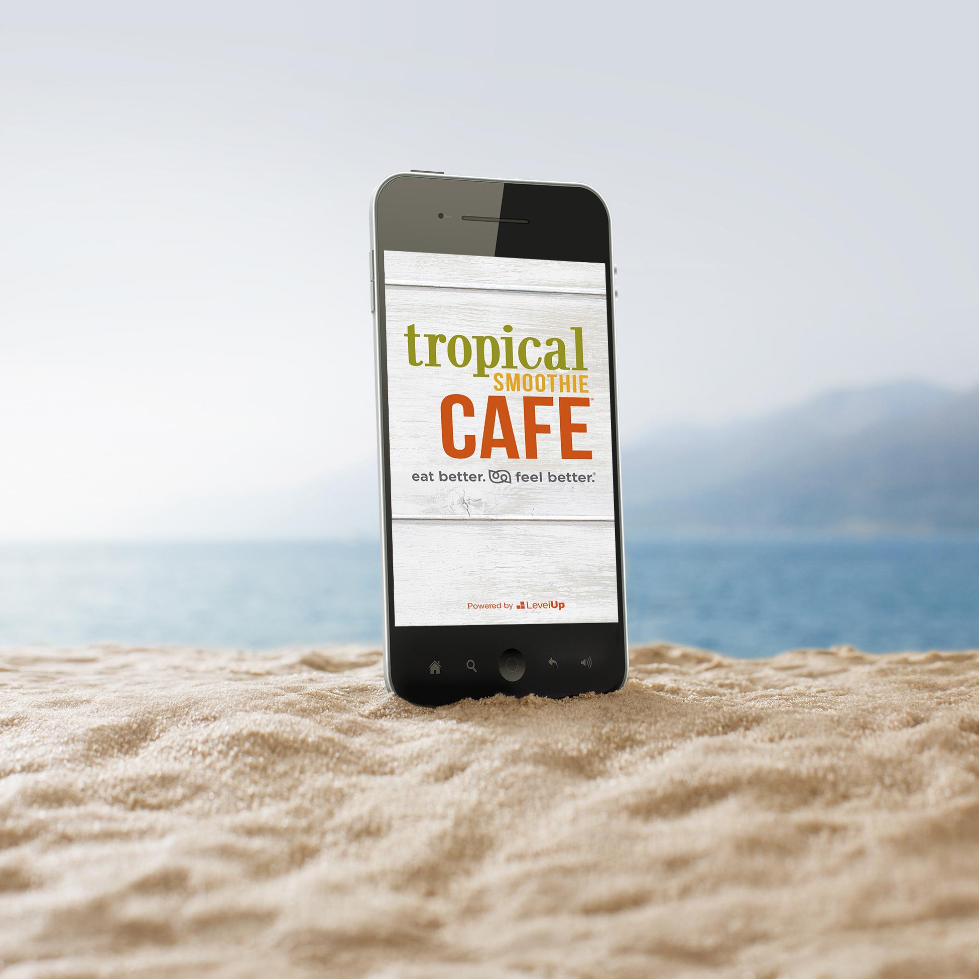 Taylor Strohmeyer   for   Tropical Smoothie Cafe