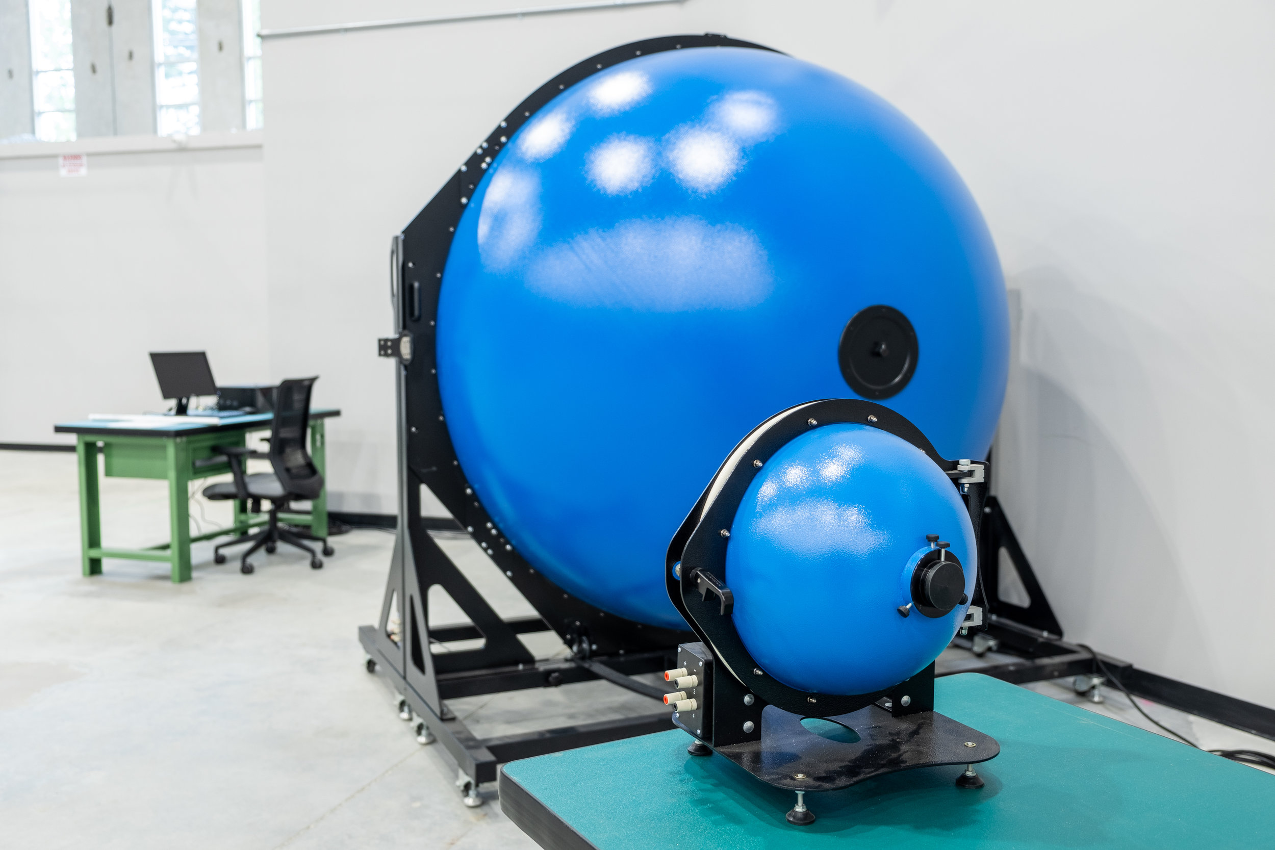 Equipped with in-house testing equipment such as, illumination sphere, temperature chamber testing, and 3-D printing equipment to design and test the highest quality products and prototypes according to the customer's demands.