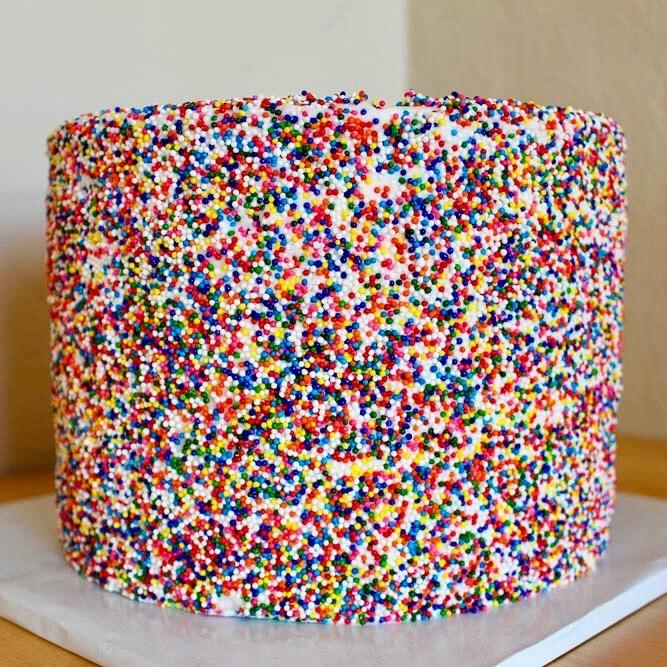 """Rainbow Cake - 6"""" - $100 each"""