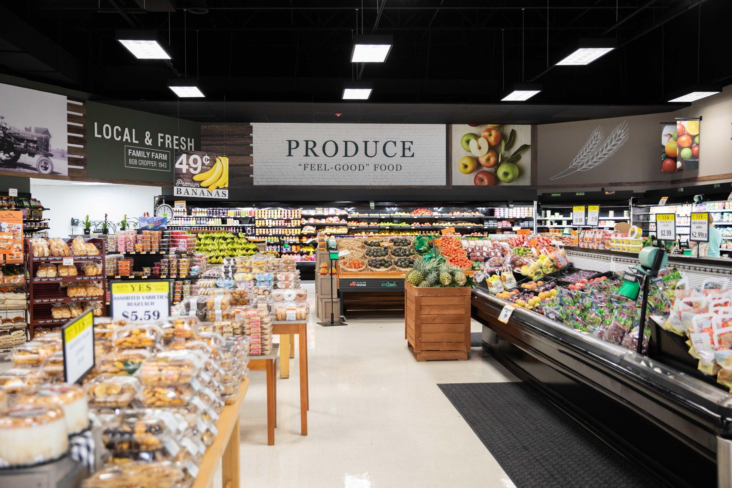 Crop's Market- Gutheriesville, PA