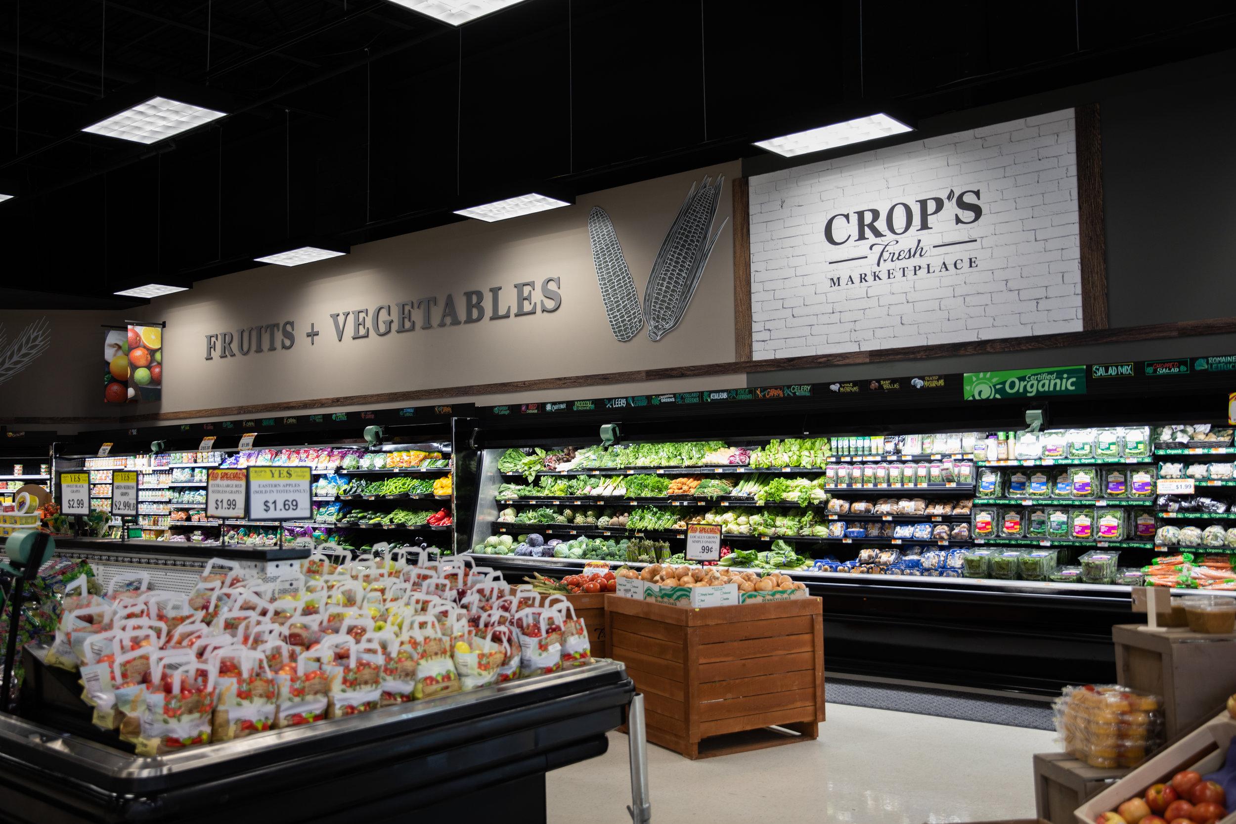 Crop's Fresh Marketplace
