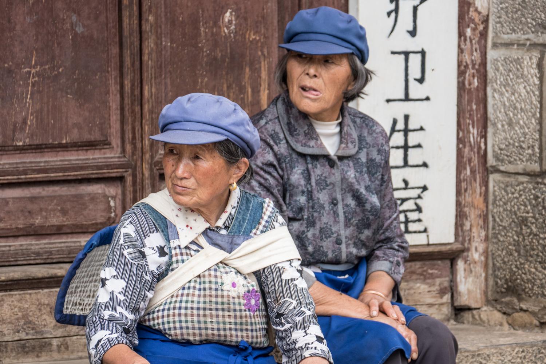 MInority women in the village