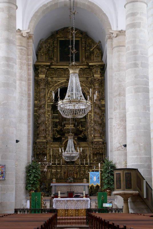 Chapel of Bones in Evora