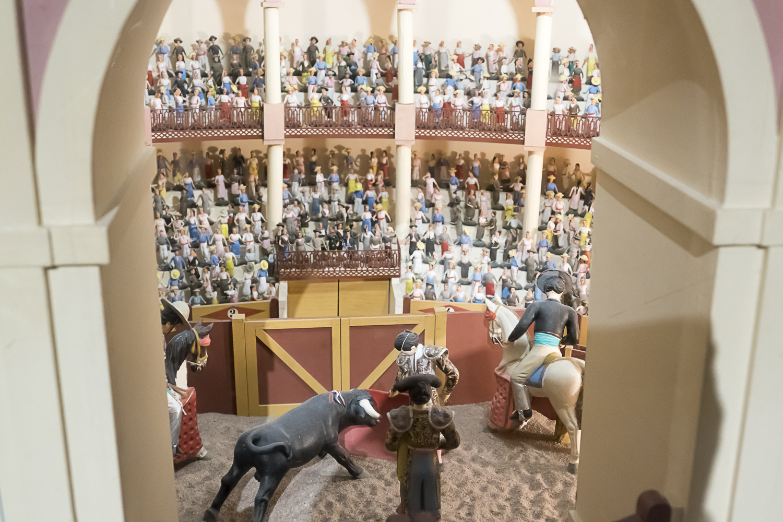 Plaza de Toros diorama