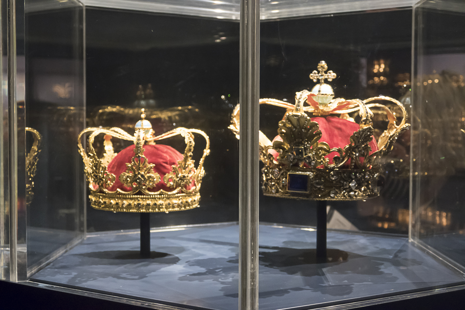 The crown jewels of Denmark