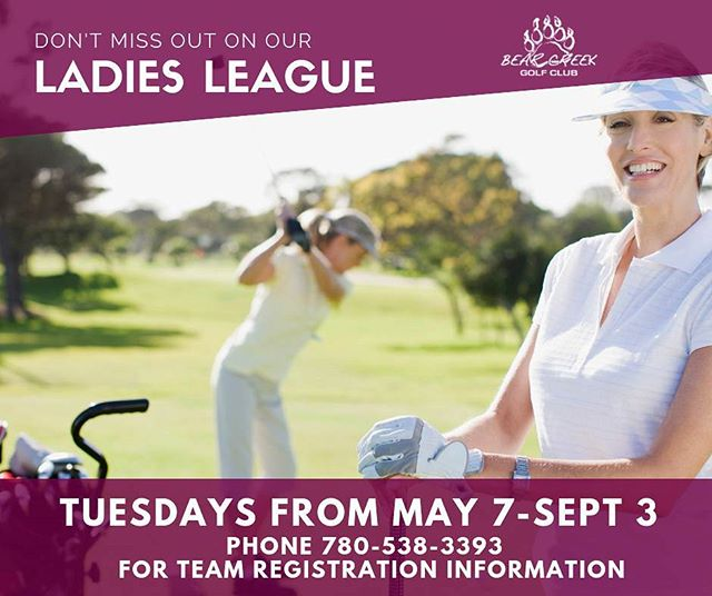 With tonight being the first Ladies Night, we want to give you 10 reasons why women should play golf. 