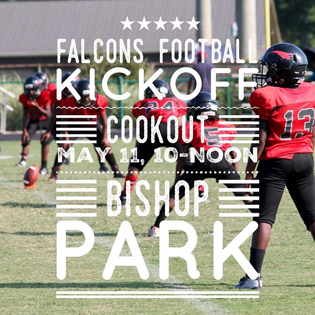 Are you ready for tomorrow?! #falconsfootball #athensfootball #downtownministries #downtownacademy #athensga #kickoff #cookout #letsgo #champs