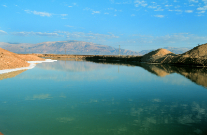 Sodom and Gomarrah were probably located on the eastern coast of Dead Sea in modern day Jordan.