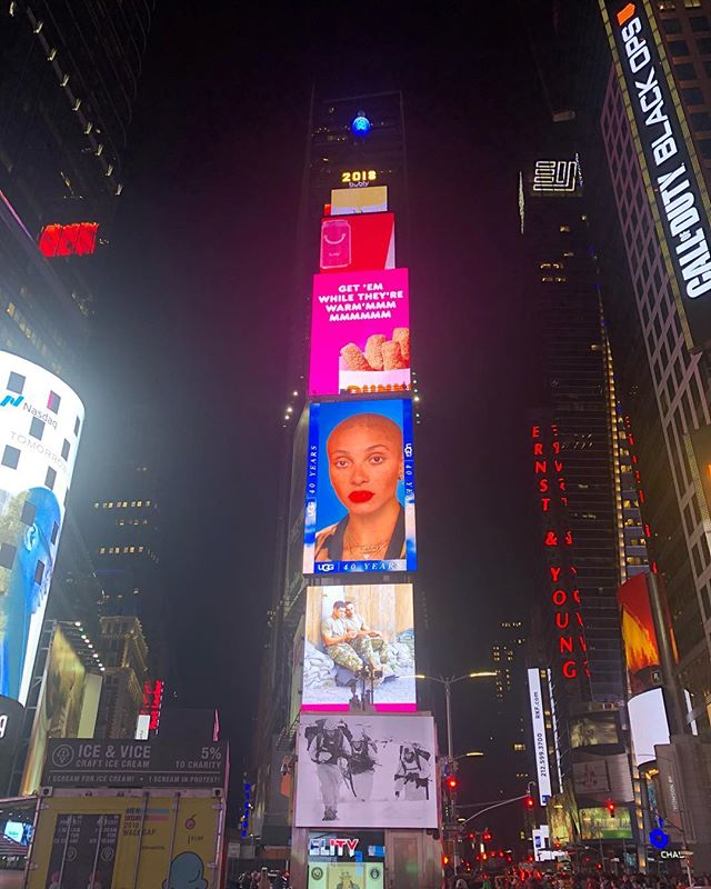 #timessquare #loveit #newyorknewyork #fridaynightlights #magic