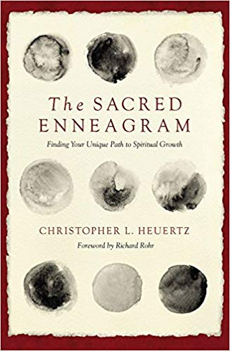The Sacred Enneagram  by Christopher Heuertz