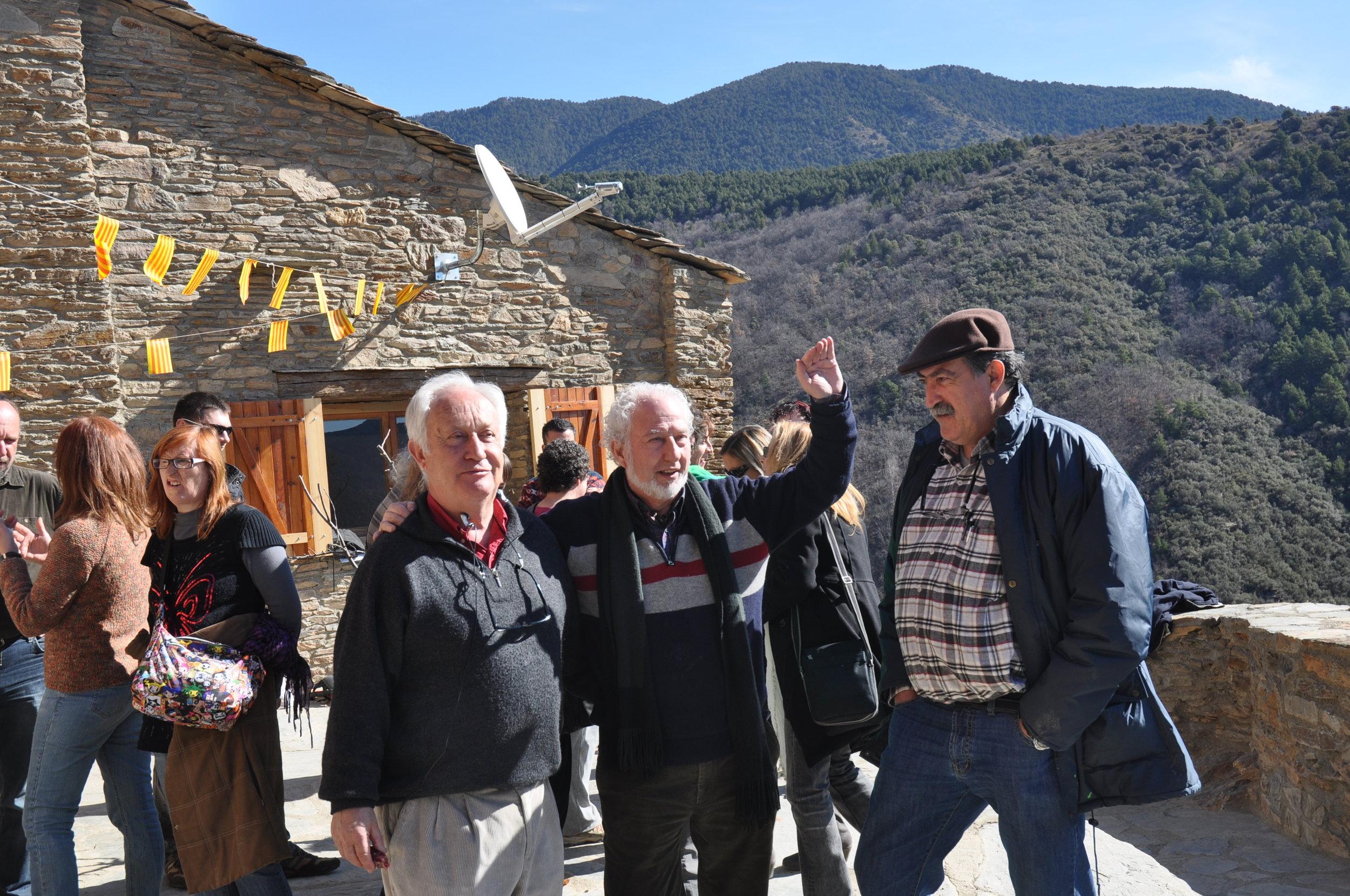 Des del 2013 cada 1er diumenge d'octubre celebrem la festa major de #Solanell -
