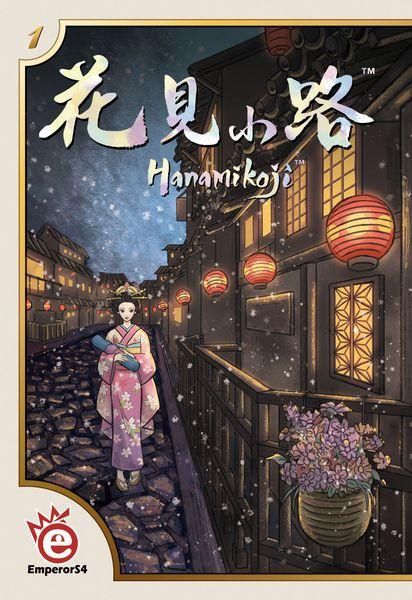Hanamikoji (2013)