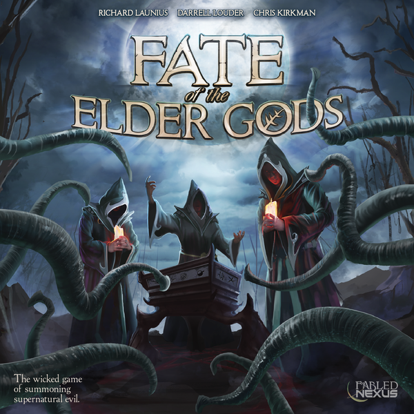 Fate of the Elder Gods (2017)