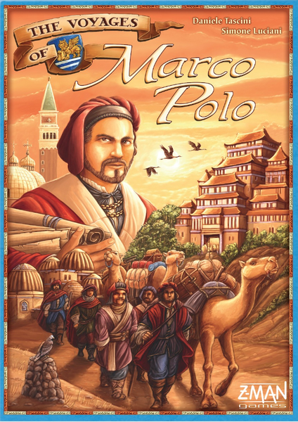 The Voyages of Marco Polo (2015)