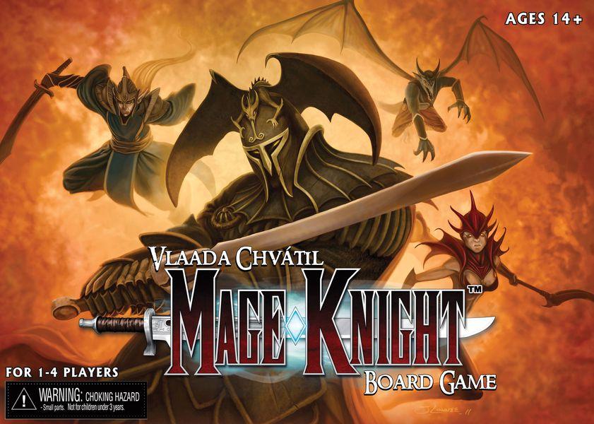 Mage Knight (2011)