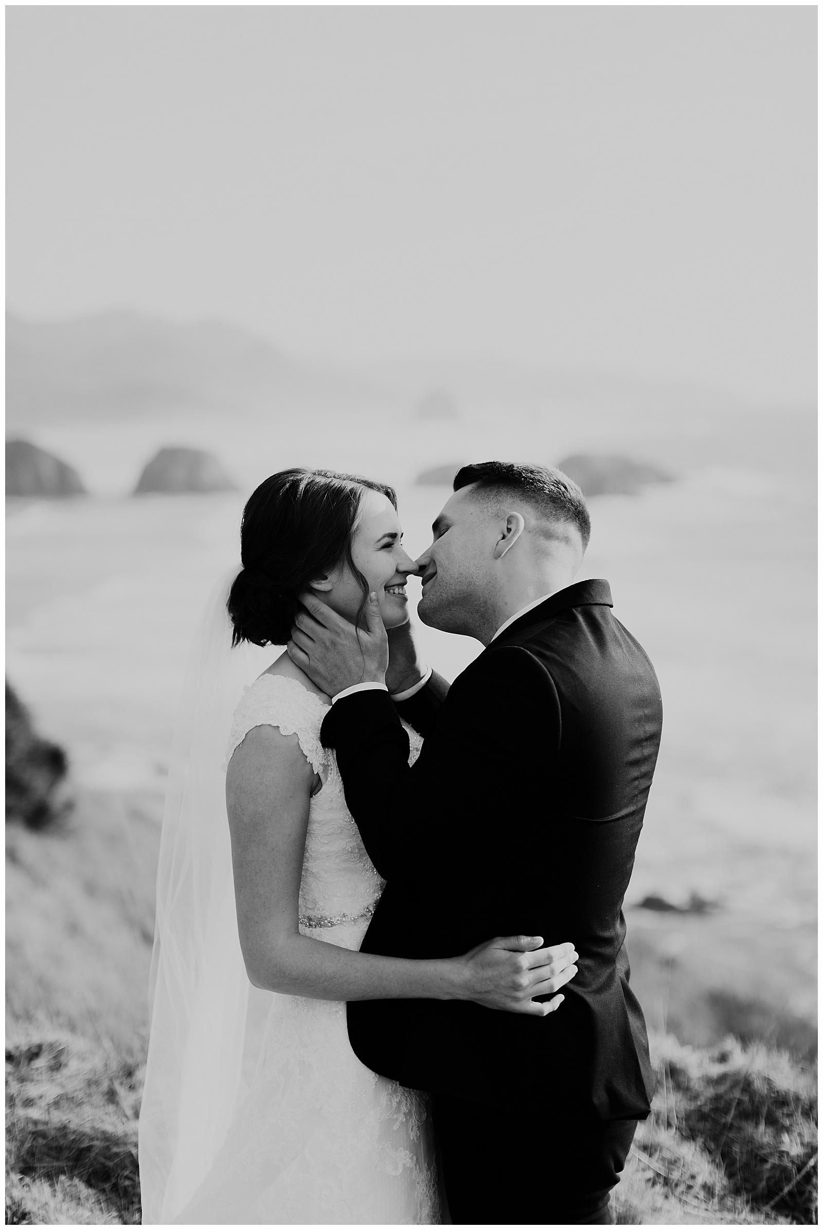 Ecola State Park Elopement Oregon Wedding Photographer Annie Zav Photography_0487.jpg