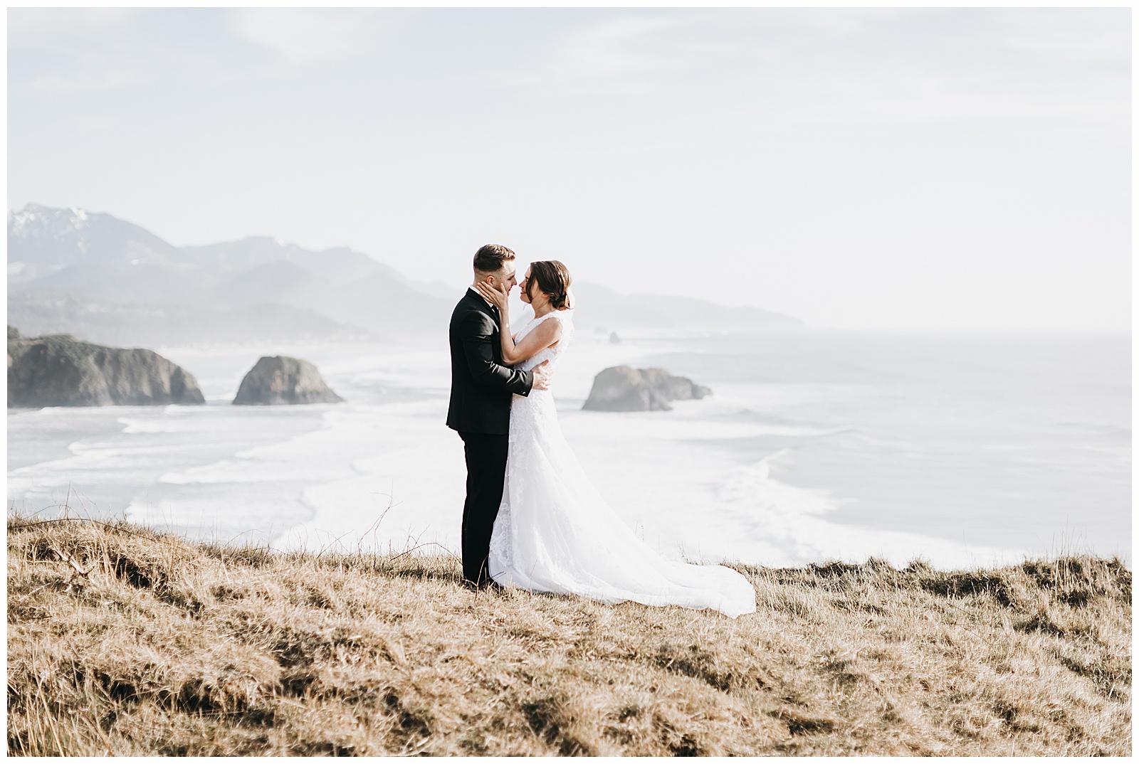 Ecola State Park Elopement Oregon Wedding Photographer Annie Zav Photography_0500.jpg
