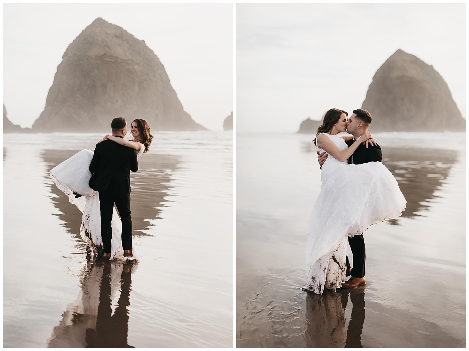 Ecola State Park Elopement Oregon Wedding Photographer Annie Zav Photography_0515.jpg