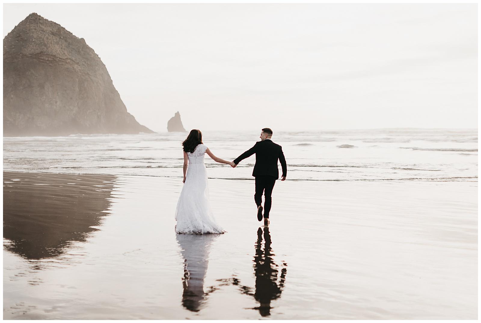 Ecola State Park Elopement Oregon Wedding Photographer Annie Zav Photography_0516.jpg