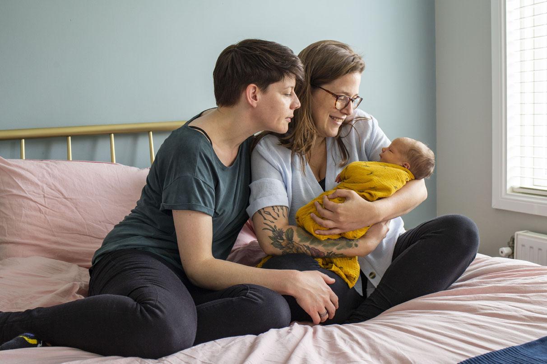newborn fotoshoot nederland