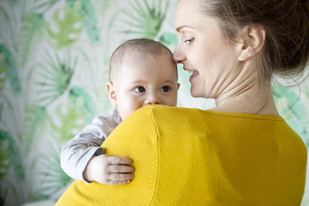 fotoshoot baby 3 maanden
