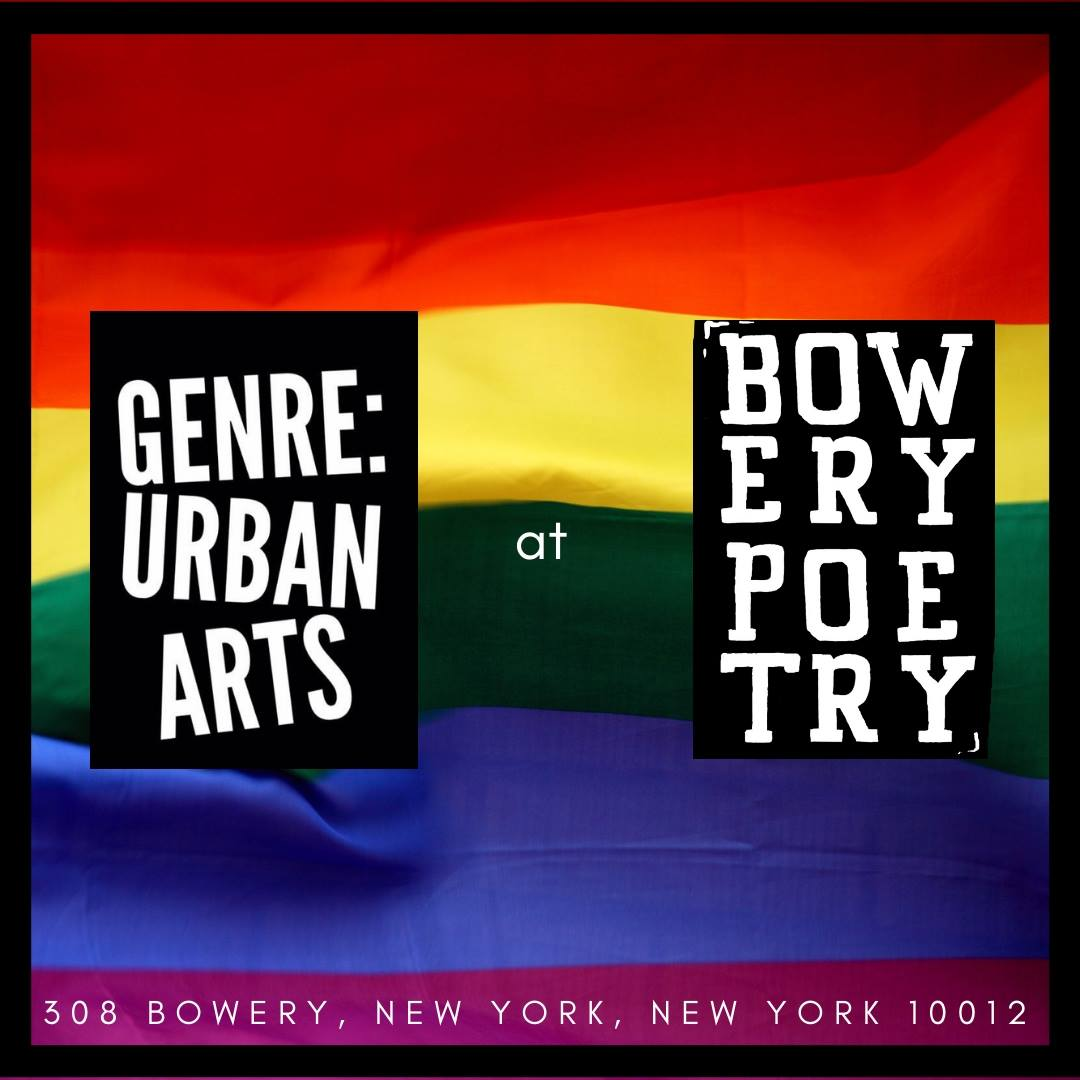 June 30th, Bring the Beat Back helps celebrate Pride with Genre: Urban Arts!