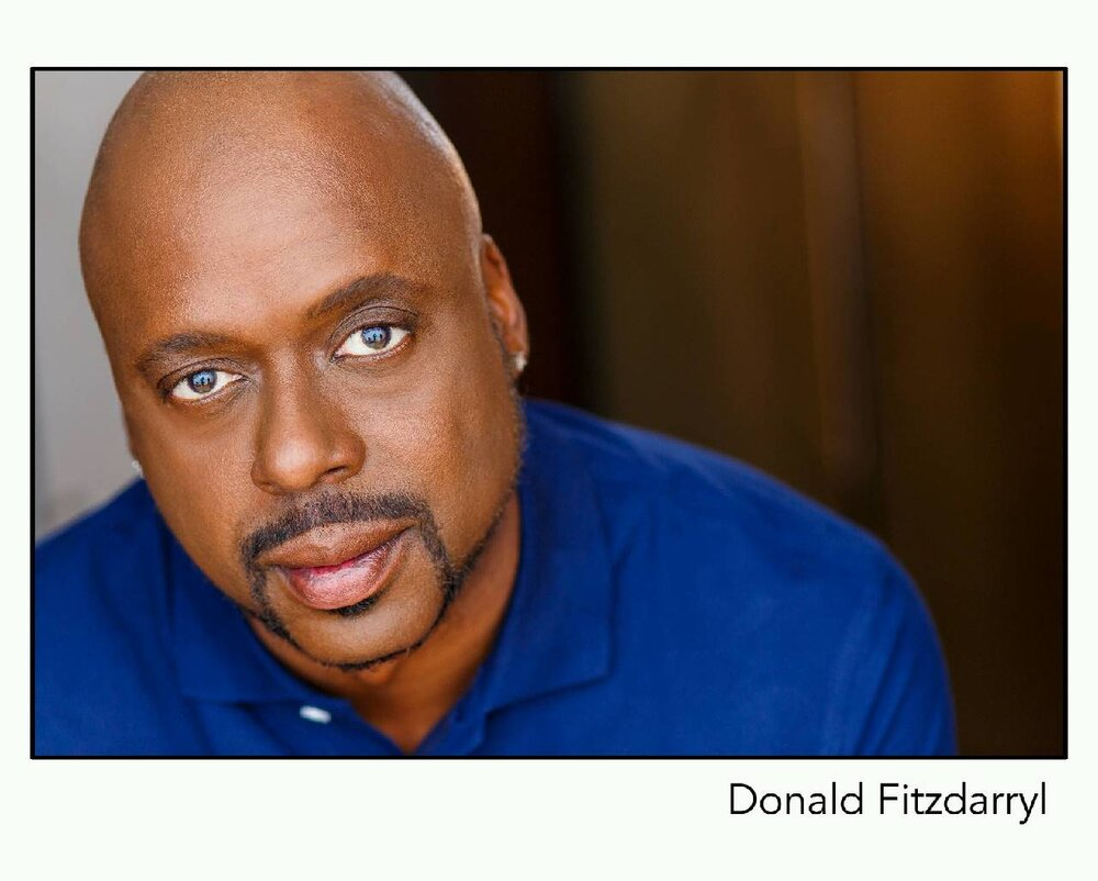 DONALD FITZDARRYL (Captain) - (Donald Fitzdarryl) Namaste. Donald is very excited to be a part of this production. And to work alongside these other great artists. This Chicago native has been singing and acting throughout Chicago for over 10 years. He also in the 90s was a recording and House music artist for R- Tyme music company. Donald has a strong church background. Singing multiple church and community choirs over the years. He was last seen in an ETA creative arts foundation production (Eye of the storm) portraying civil rights activist. Bayard Rustin. For which he Won the 2018 Black theater alliance award for. Best leading actor in a Musical. Special thanks to Derek McPhatter and the BTBB team. Also. Otherworld theater company. And His family and friends for their love and support over the years. God Bless.