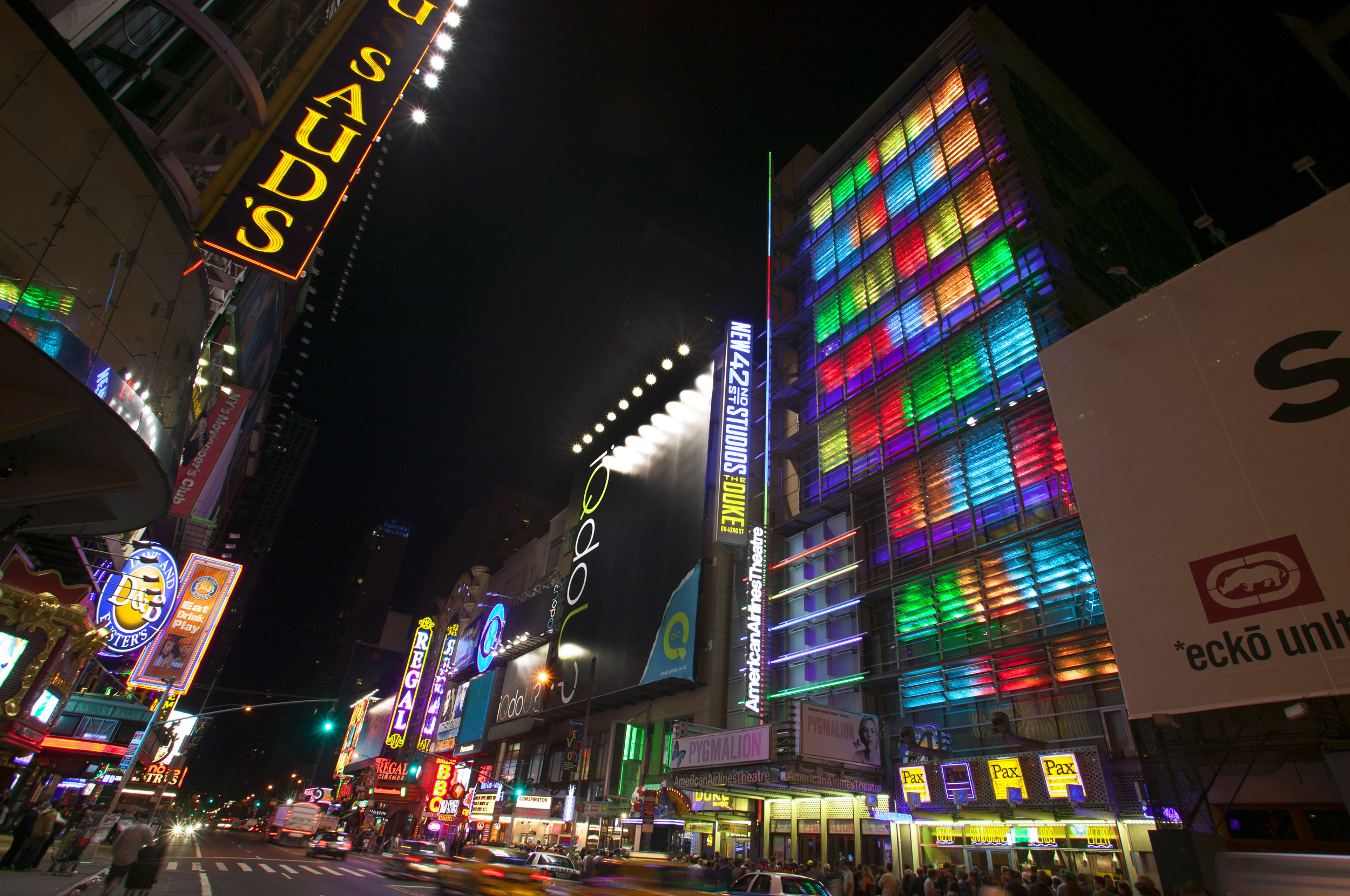 NEW 42ND STREET STUDIOS -