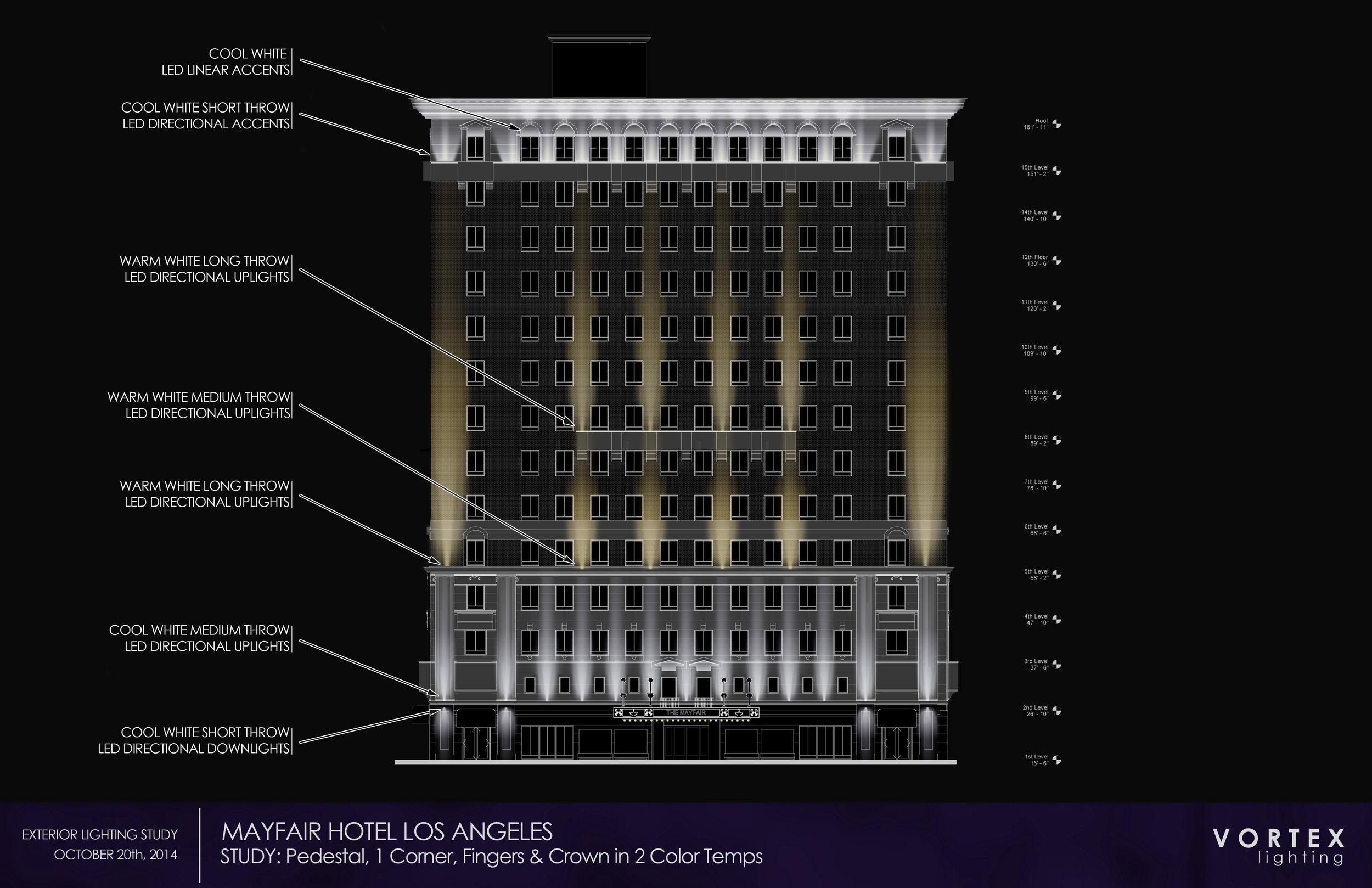HISTORIC MAYFAIR HOTEL -