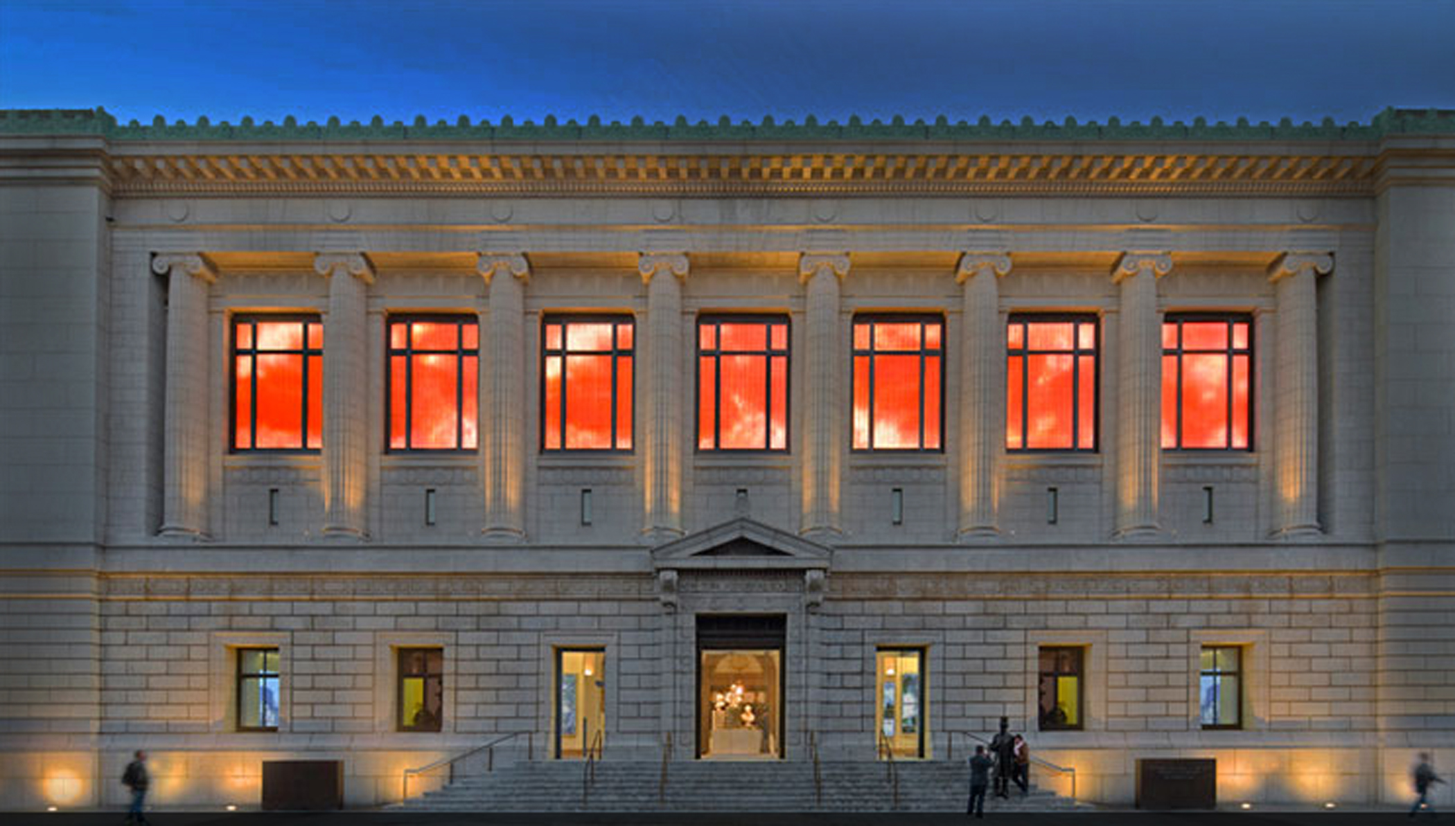 LUCY G. MOSES PRESERVATION AWARD 2012  The New York Landmarks Conservancy For The New York Historical Society