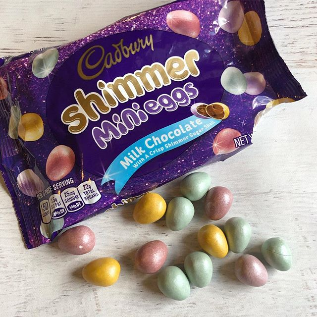 ✨What a TIME to be alive!!!✨🤩 #shimmer @cadburyusa