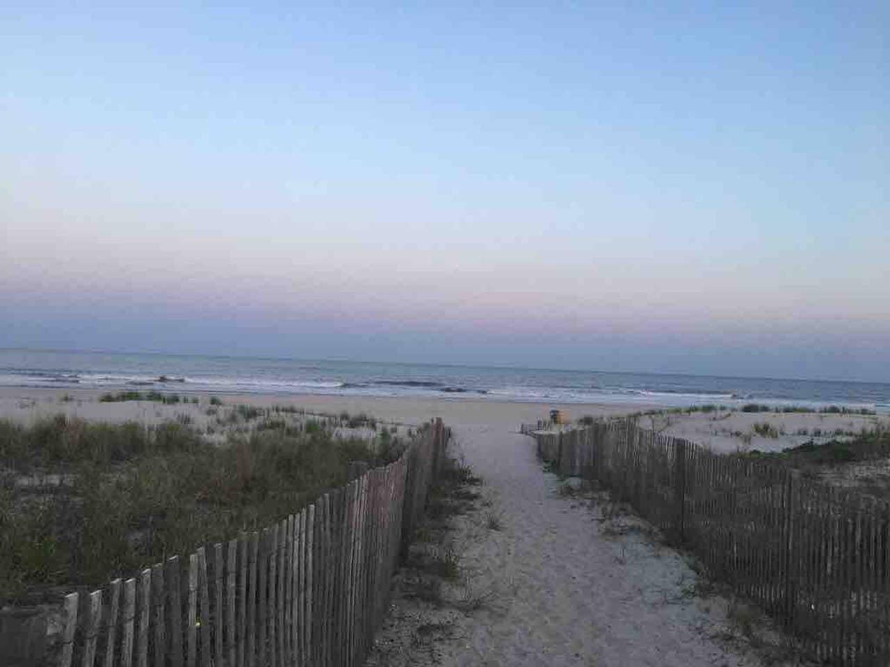 shabby chic beachhouse beach path.jpg