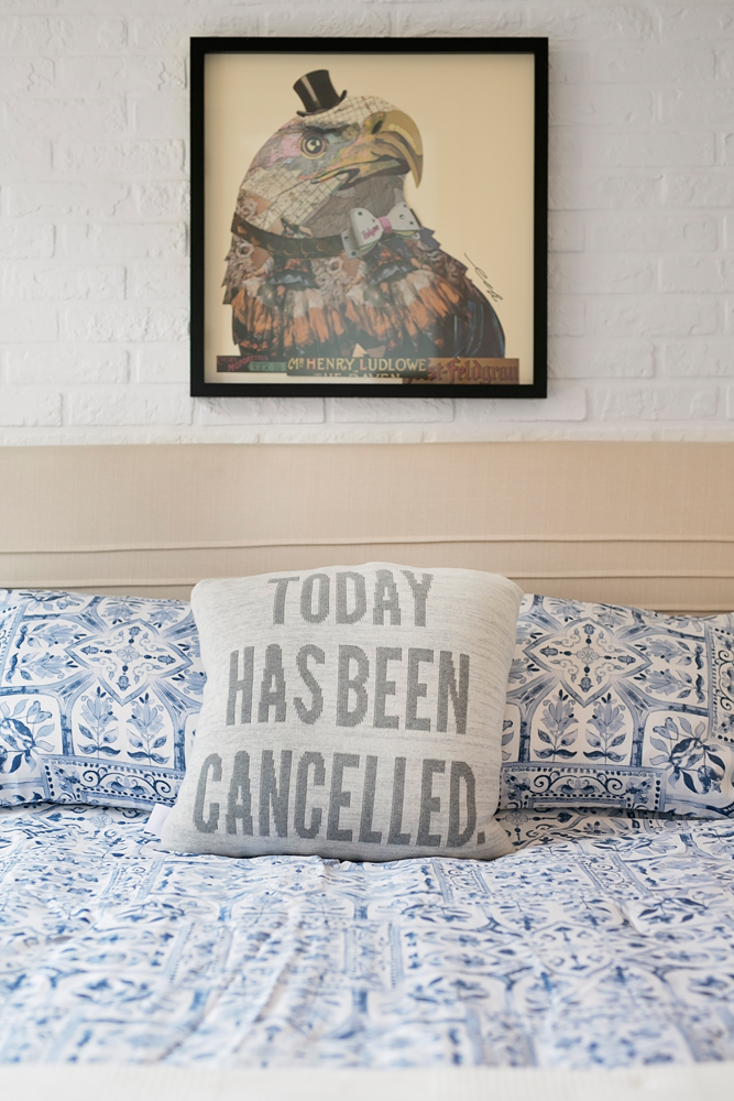 TODAY HAS BEEN CANCELLED… - Stay HOME today and enjoy your NEW home.