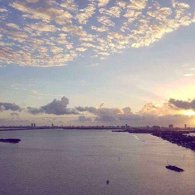 Bom dia Miami. Dia 2 de #kidscreen 👊